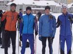 Студенты-аграрники отличились в лыжных состязаниях