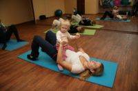 Фитнес для мамы