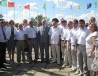 В Национальной деревне народов Саратовской области открылась Площадь Дружбы