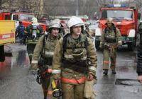 Саратовские пожарные готовятся к горячей зиме