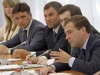 Дмитрий Медведев и Вячеслав Володин посетили Саратовскую область