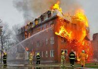 Темы недели - насилие  в семье и пожары