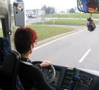 Лучших водителей автобусов определит конкурс