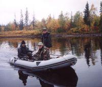 Рыбалка становится крайне опасным для жизни занятием