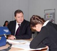 Руководство города приняло участие во Всероссийской переписи населения